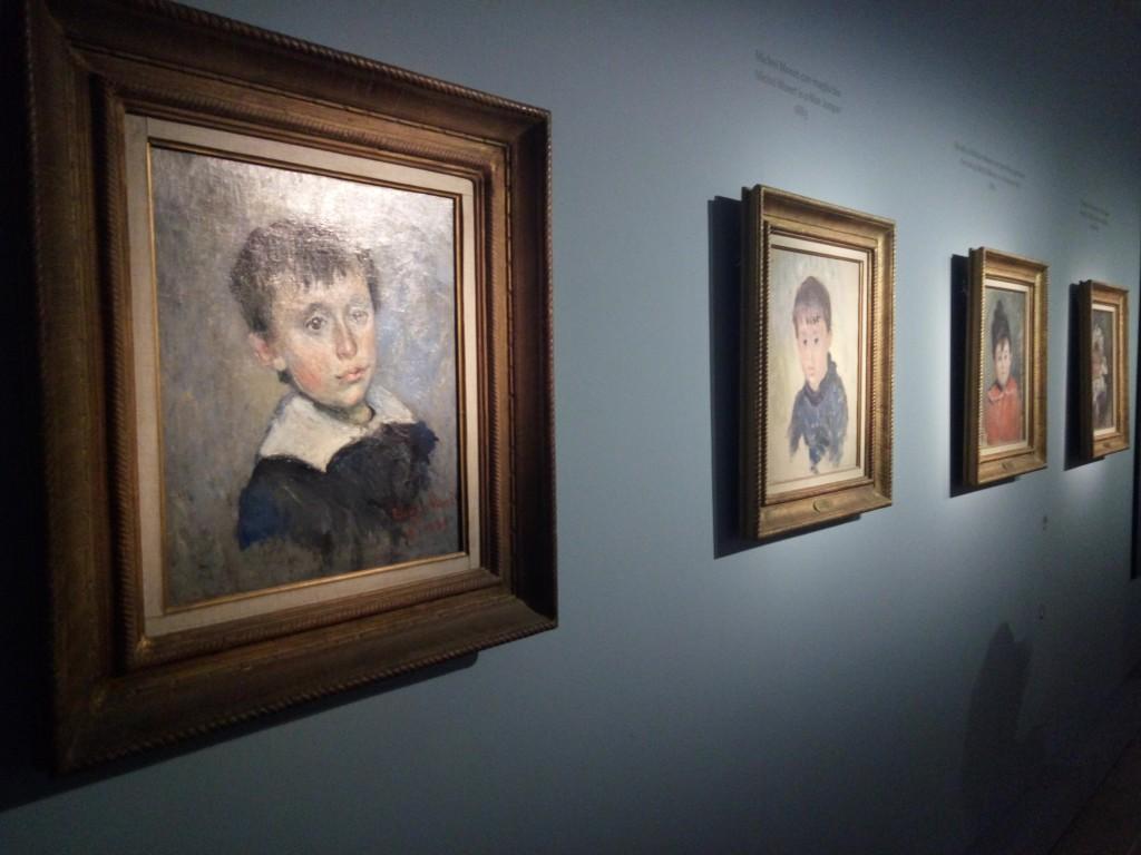 Monet, ritratti