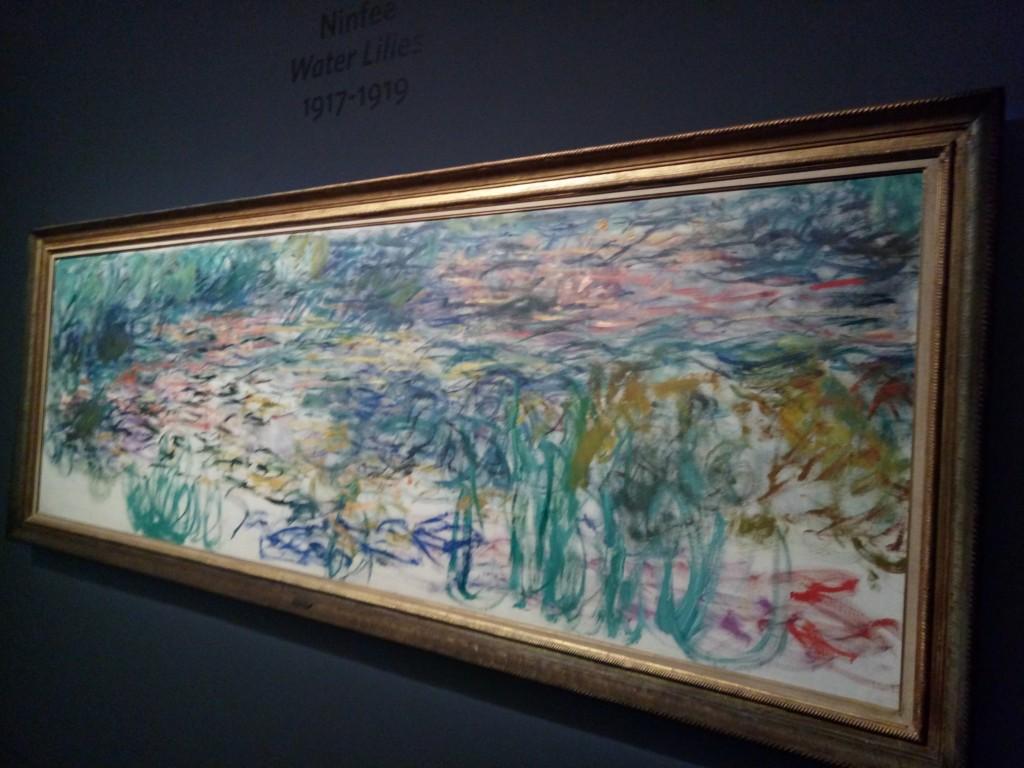 Monet, Ninfee