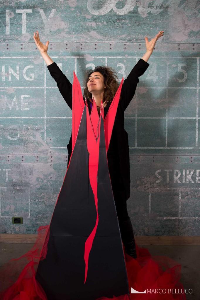 Loredana Salzano Nostra Signora dei Vulcani
